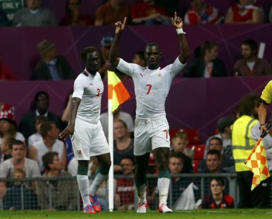JO : le Sénégal tient la Grande-Bretagne en respect !