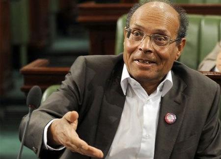 La bourde monumentale du président tunisien Marzouki