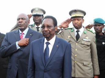 Mali : le président Dioncounda Traoré est arrivé sous haute protection à Bamako
