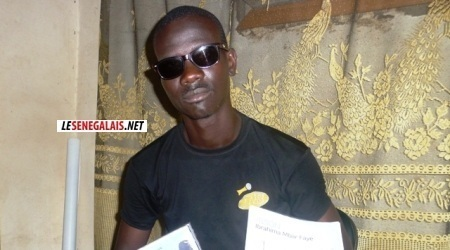 Ibrahima Faye alias Ibson étudiant-rappeur-écrivain : «Je fais de la Litté-rap-pure»