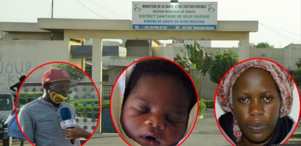 DISTRICT SANITAIRE DE KEUR MASSAR:  Les aveux pathétiques de Soda N., la voleuse de bébé