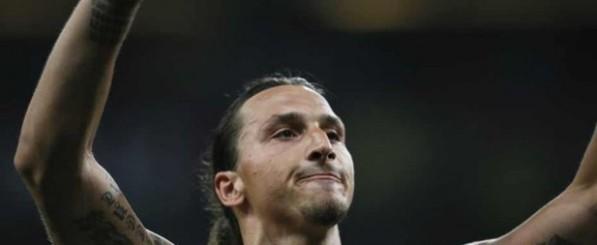 Ibrahimovic allume Milan