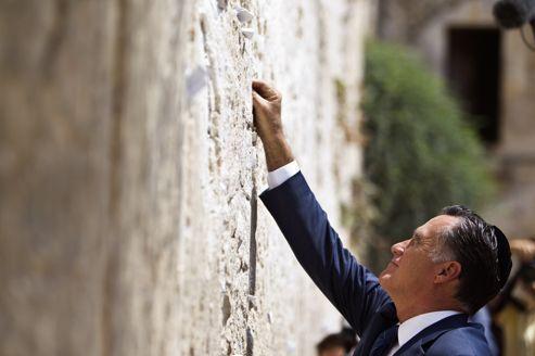 Obama et Romney se disputent les faveurs d'Israël