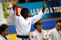 Hortence Diédhiou en face d'adversaires habituées des podiums