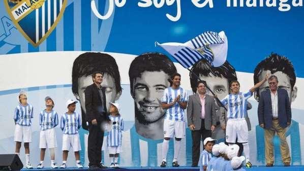 Le rêve de Malaga sur le point de s'effondrer...