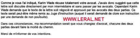 Exclusif ! Les Wade, la Françafrique, et un nouveau scandale industriel  ( Documents )