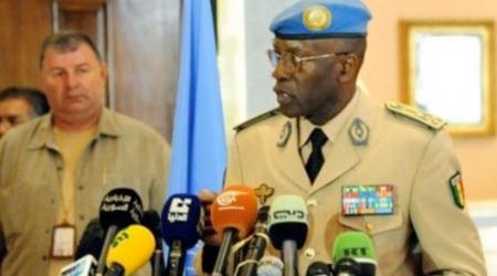 Mission de l'Onu : Le cortège du Général Gaye attaqué par l'armée syrienne