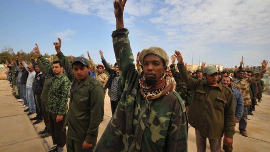 En Syrie, des djihadistes en embuscade