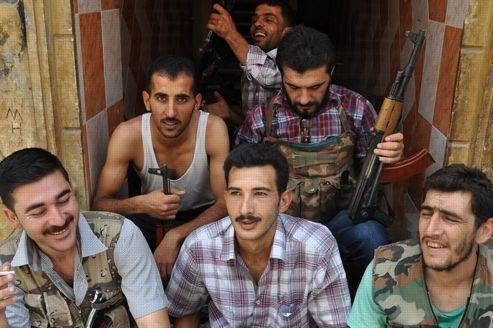 Une insurrection syrienne plus conservatrice qu'extrémiste