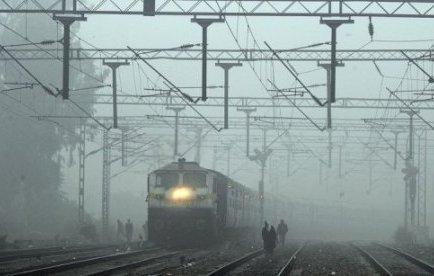 Incendie dans un train en Inde: 32 morts, selon un nouveau bilan
