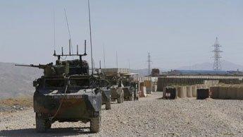 L'armée française a officiellement quitté le district de Surobi