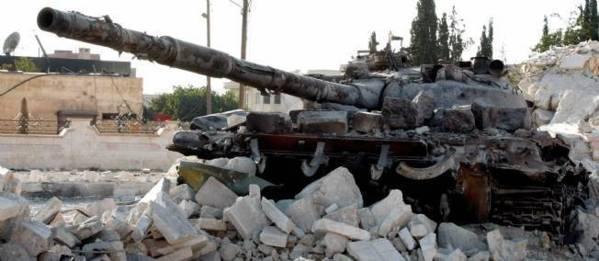 À Alep, les rebelles continuent à résister aux assauts de l'armée syrienne