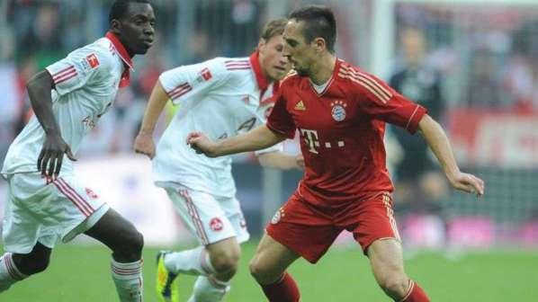 Entre le Barça, le Real et le Bayern, Franck Ribéry a choisi