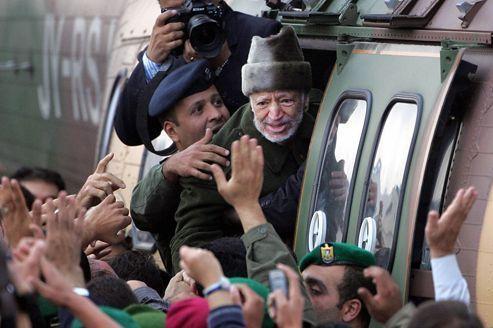 Arafat : des médecins doutent de la thèse du polonium