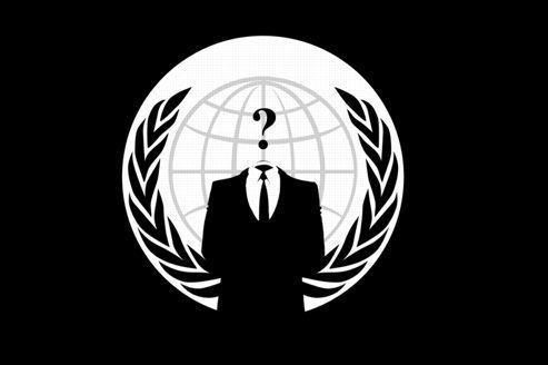 Une entreprise française dépose le logo des Anonymous