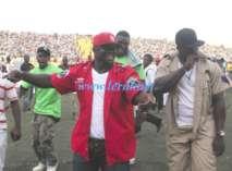 """Eumeu Sène a rencontré """"des émissaires"""" de Yaya Jammeh pour un combat contre Balla Gaye 2"""