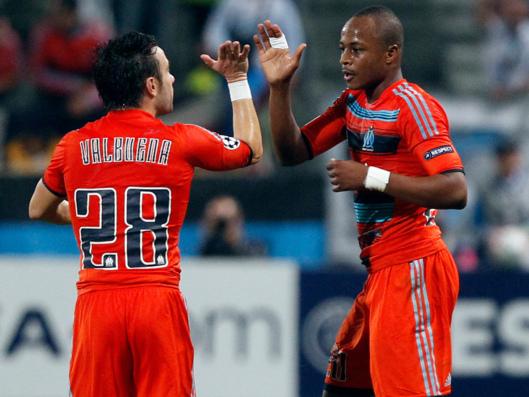 OM : A. Ayew et Valbuena se sont expliqué
