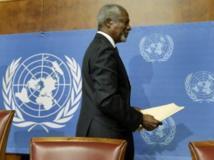 Mission « impossible » pour Kofi Annan qui referme le dossier syrien