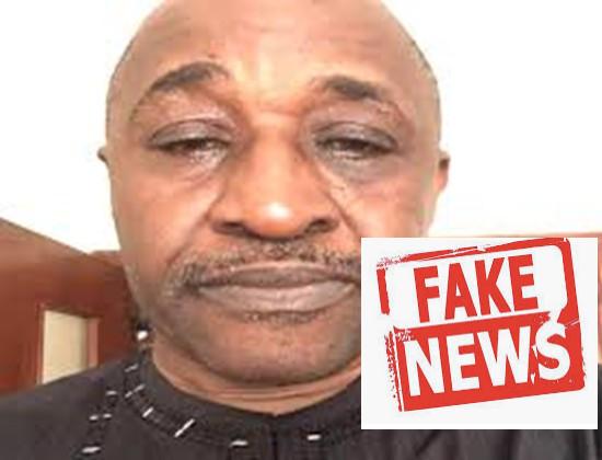 Adama Gaye ou le paradoxe du menteur ( Par Mamadou Ndiaye )