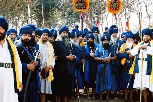 Les moines-guerriers du Pendjab