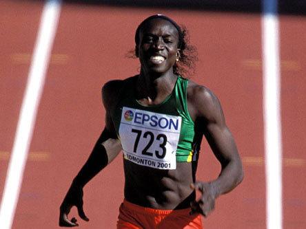 JO 2012: Amy Mbacké Thiam éliminée du 400 m