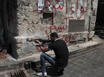 (Audio)Syrie : A Alep, les rebelles se réorganisent autour de l'aéroport militaire