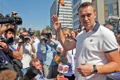 Alexeï Navalny, un blogueur contre Poutine