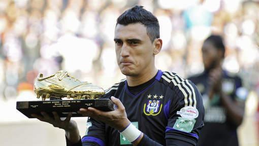 """""""Suarez reste à Anderlecht"""""""