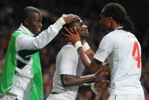 Le Sénégal égalise grâce à Ibrahima Baldé