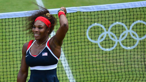Serena Williams nouvelle championne olympique