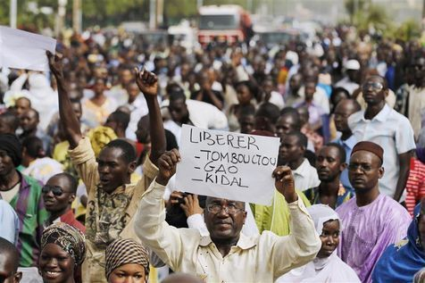 Nord du Mali: les habitants de Gao empêchent des islamistes de couper la main d'un voleur