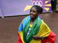 JO/Marathon: victoire de l'Ethiopienne Gelana