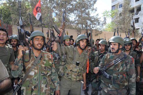L'armée syrienne affirme contrôler la totalité de Damas