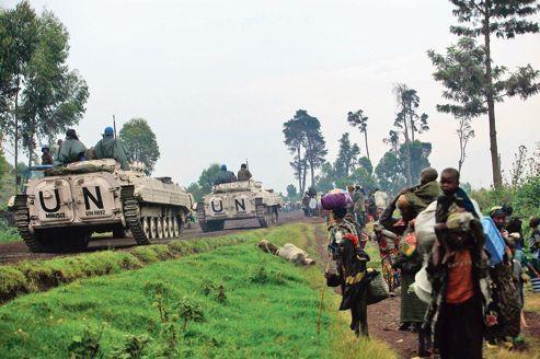 RD Congo : Goma sous la menace des forces rebelles