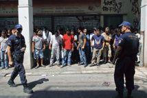 Le gouvernement grec lance la chasse aux sans-papiers