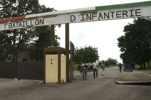 Sept morts dans l'attaque du camp d'Akouédo à Abidjan (gouvernement)