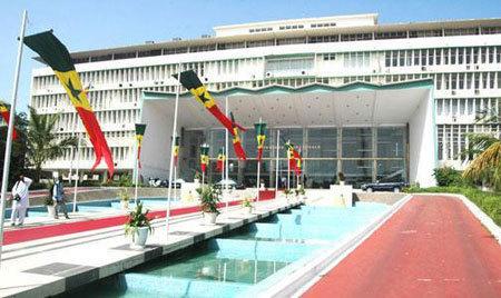 Blocage de L'Assemblée Nationale