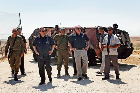 Sinaï : le vide sécuritaire inquiète Israël
