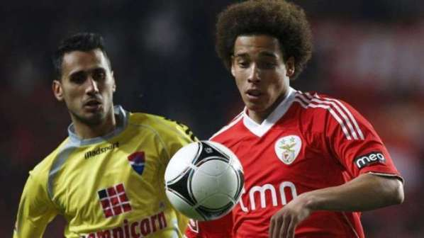 Accord Real Madrid-Benfica pour Witsel ?