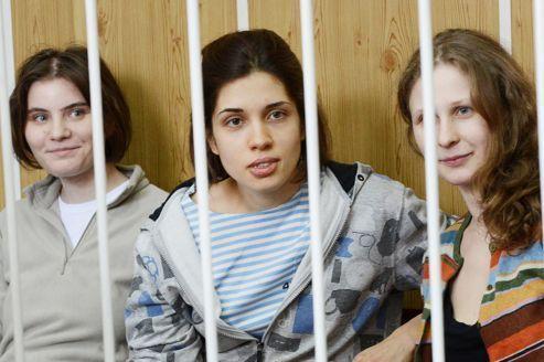 Russie: trois ans de camp requis contre les Pussy Riot