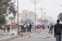UCAD: Pluie de pierres sur l'avenue Cheikh Anta Diop