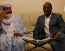 Mali: L'émissaire du Burkina Faso rencontre les leaders d'Ançar Dine à Kidal