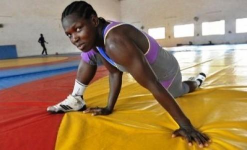 Isabelle Sambou termine à la cinquième place