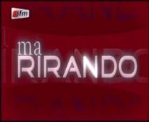 "Ma Rirando ""Kalpé bi"" du mercredi 08 Août 2012 (TFM)"