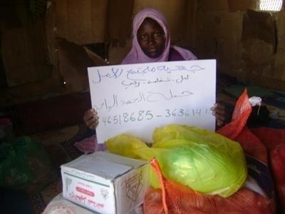 Nouadhibou: Une ONG distribue des vivres au profit des familles pauvres