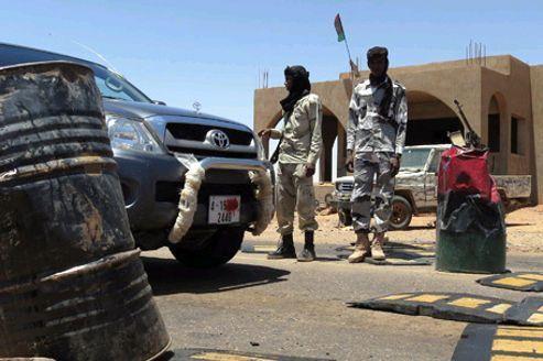 Sud libyen : conflit ethnique pour le contrôle des trafics