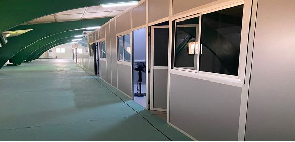 Le Ministère de la Santé et de l'Action Sociale ouvre le Centre de traitement de l'ex-hangar des pèlerins aménagé par la Fondation SONATEL