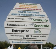 Fanaye dit finalement oui au Projet Sen Ethanol