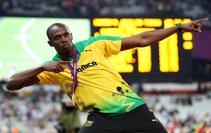 Bolt : «Je suis une légende vivante»