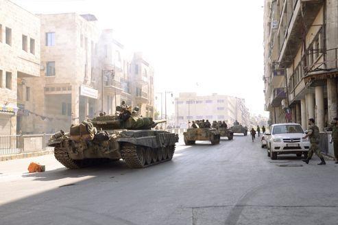 Libye - Syrie : des crises difficilement comparables